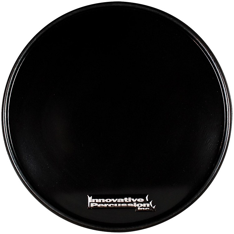 Innovative Percussion Black Corps Pad with Rim 11.5 in.