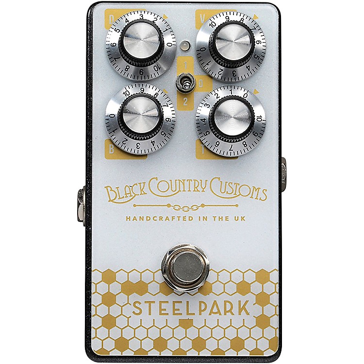 LaneyBlack Country Customs Steelpark Boost Effects Pedal