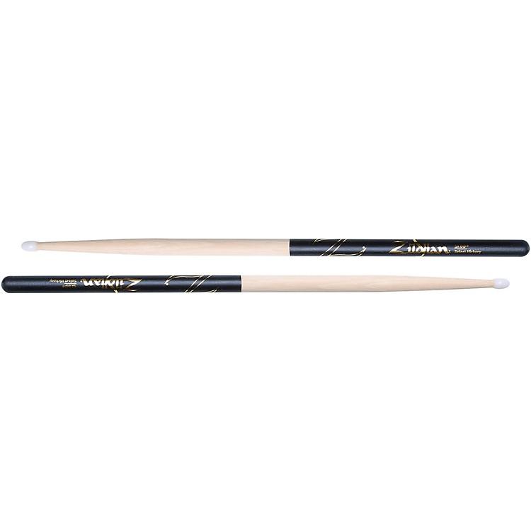 ZildjianBlack DIP Drum Sticks5ANylon