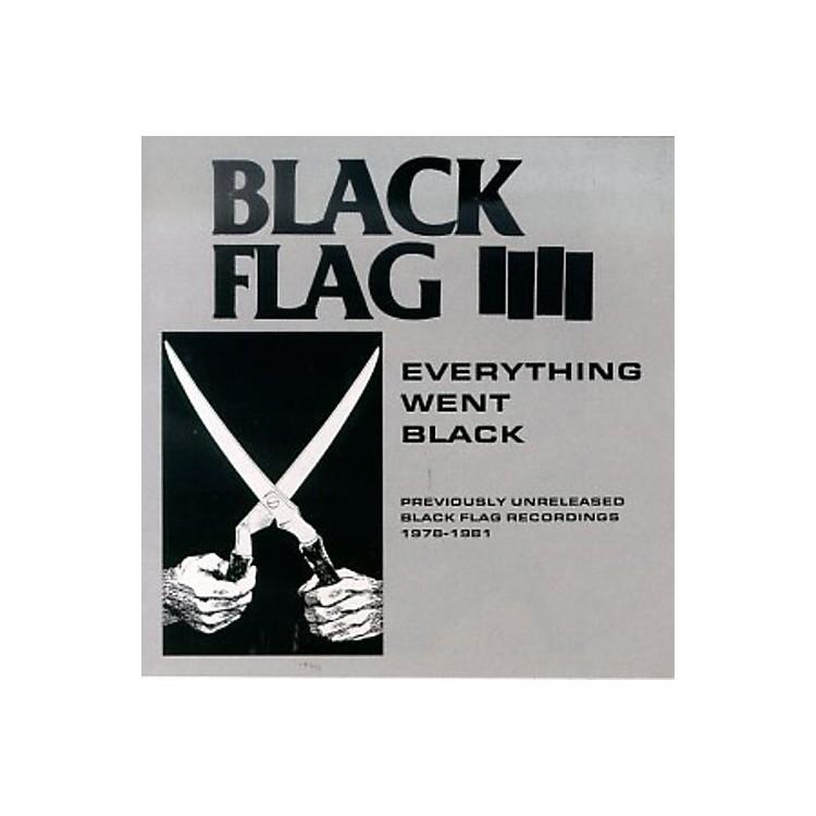 AllianceBlack Flag - Everything Went Black