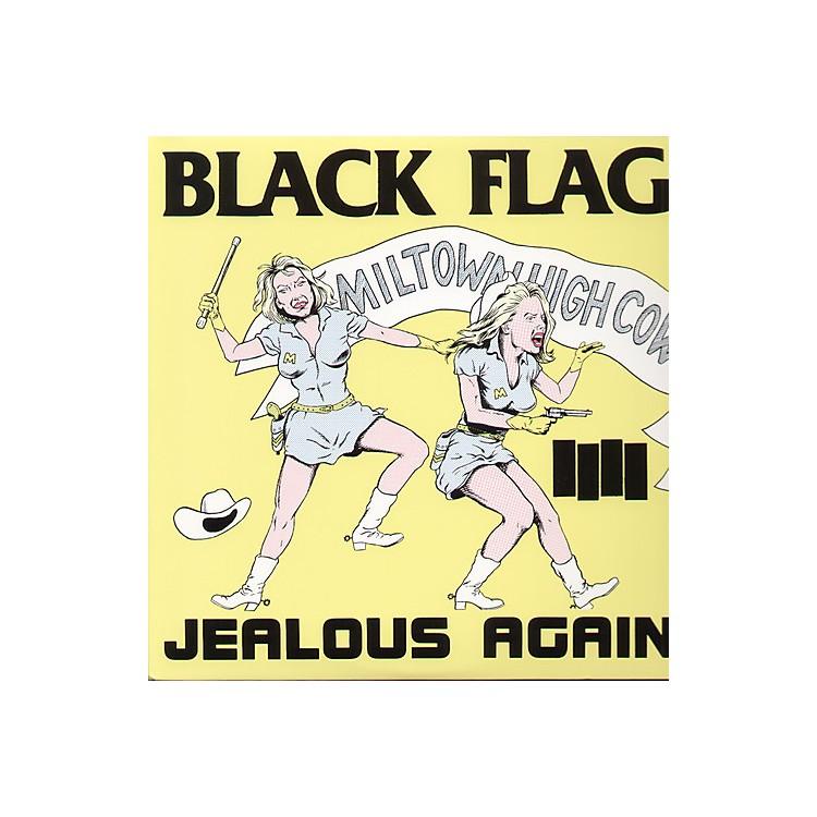 AllianceBlack Flag - Jealous Again