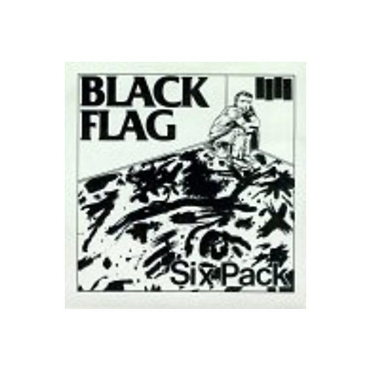 AllianceBlack Flag - Six Pack