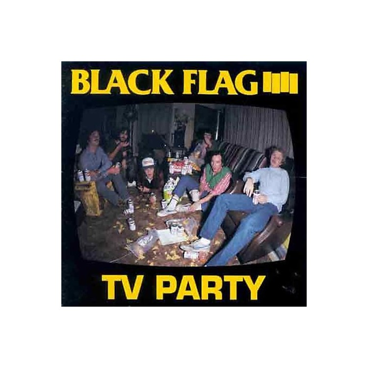 Alliance Black Flag - TV Party