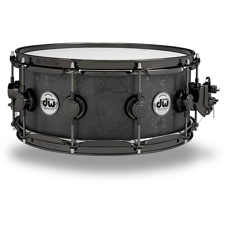 PDP by DW Black Iron Snare 14 x 6 in. Black Nickel Hardware