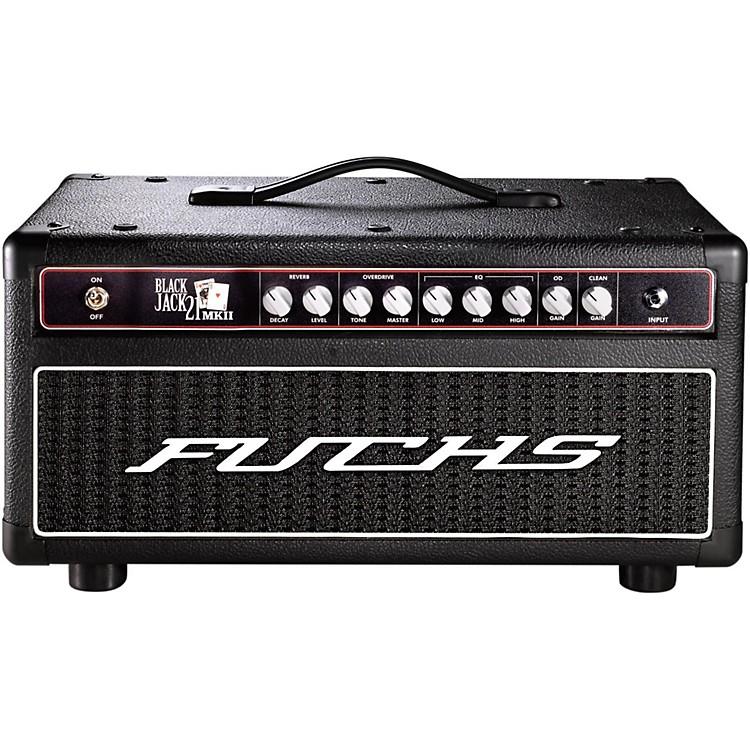 FuchsBlack Jack 21W Tube Guitar Head