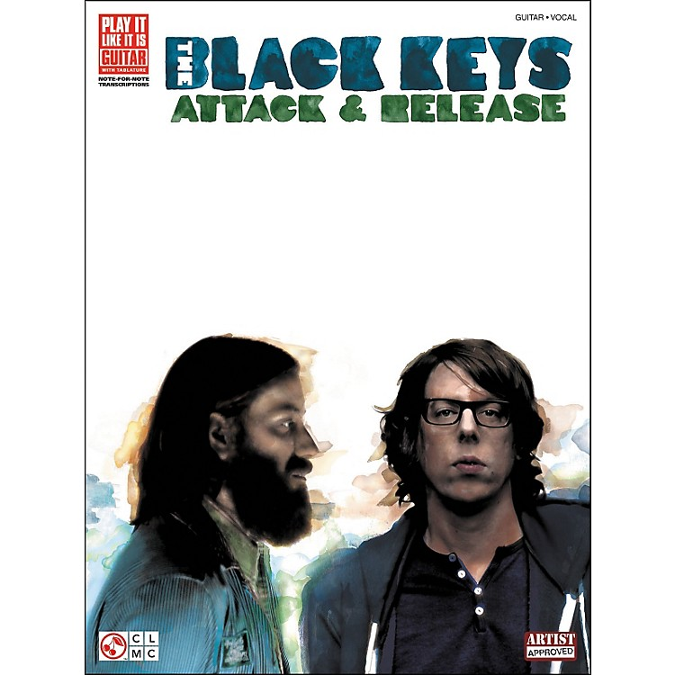 Cherry LaneBlack Keys: Attack & Release Tab Book