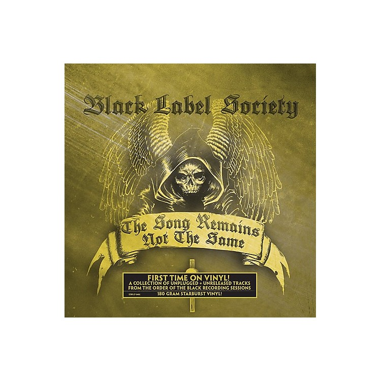 AllianceBlack Label Society - Song Remains Not the Same