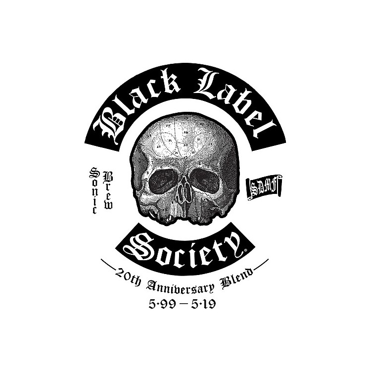 Alliance Black Label Society - Sonic Brew 20th Anniversary Blend 5.99 - 5.19