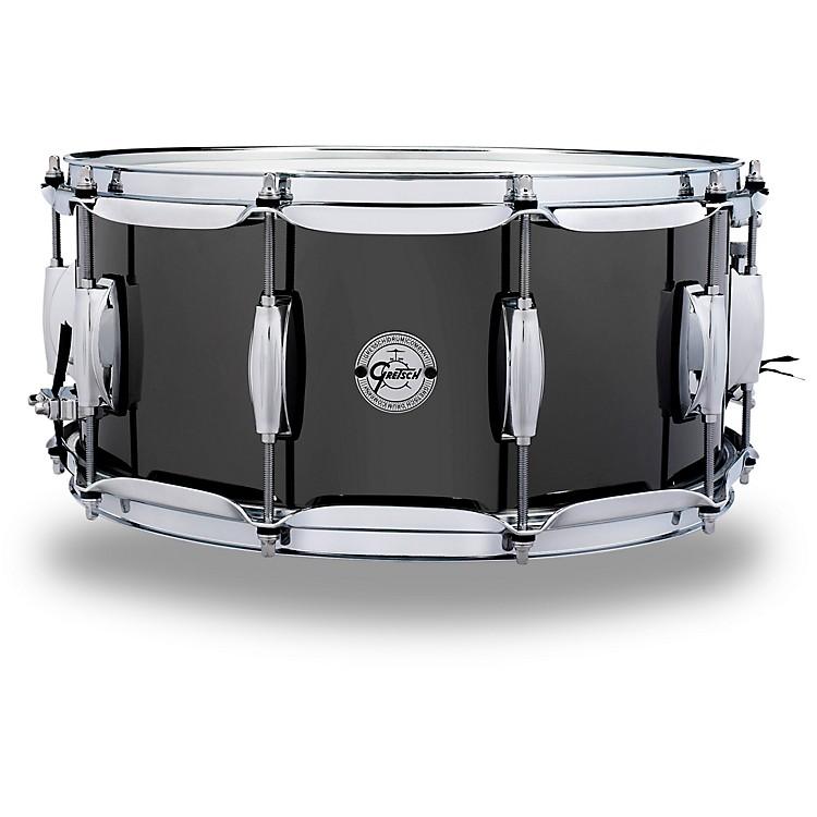 Gretsch DrumsBlack Nickel Over Steel Snare Drum