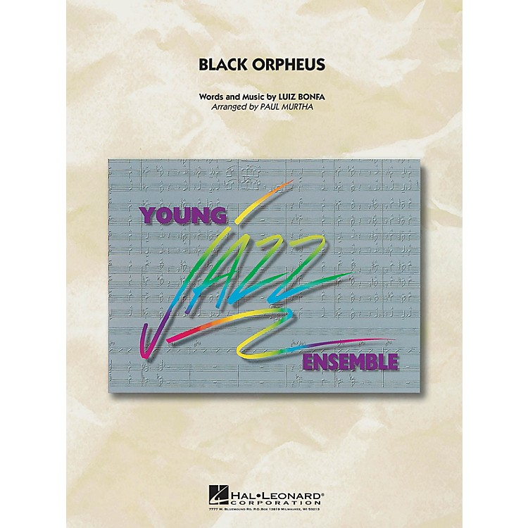 Hal LeonardBlack Orpheus Jazz Band Level 3 Arranged by Paul Murtha