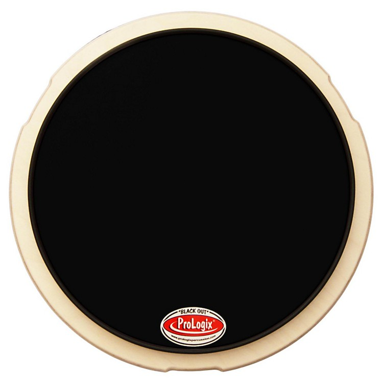 ProLogix PercussionBlack Out Series Practice Pad6 in.