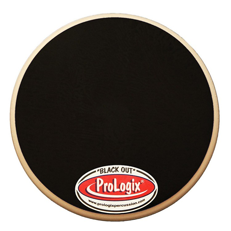 ProLogix Percussion Black Out Series Practice Pad 6 in.