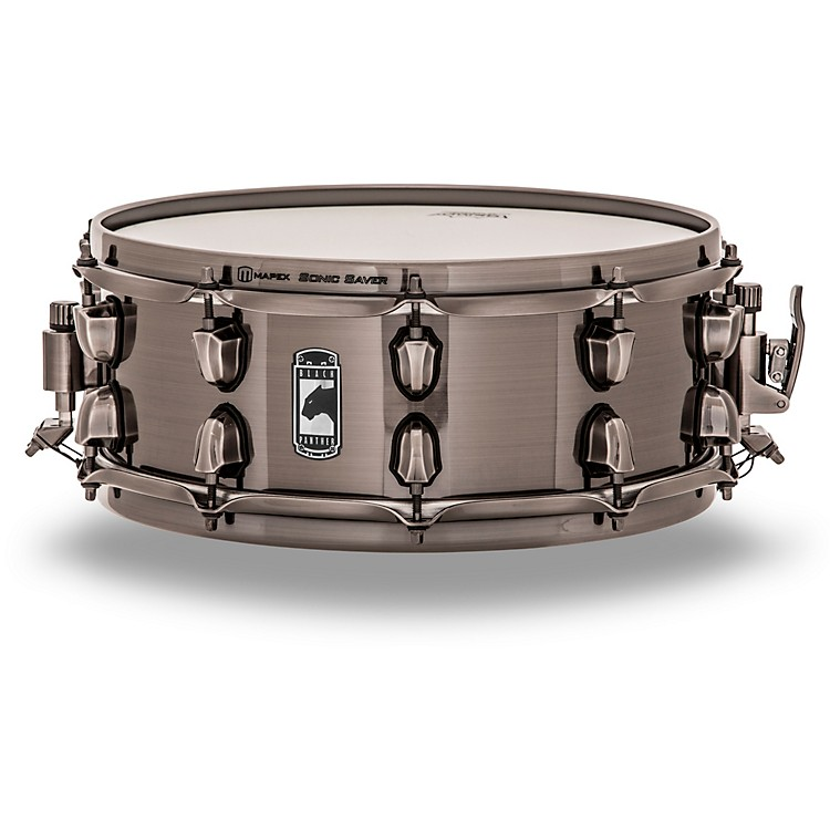MapexBlack Panther Blade Snare DrumSteel14x5.5