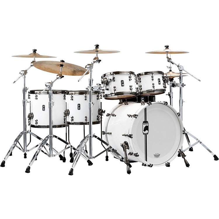 MapexBlack Panther Limited Edition White Widow 5-Piece Shell Pack