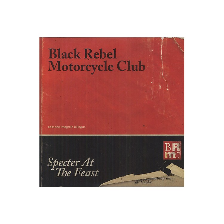 AllianceBlack Rebel Motorcycle Club - Specter at the Feast