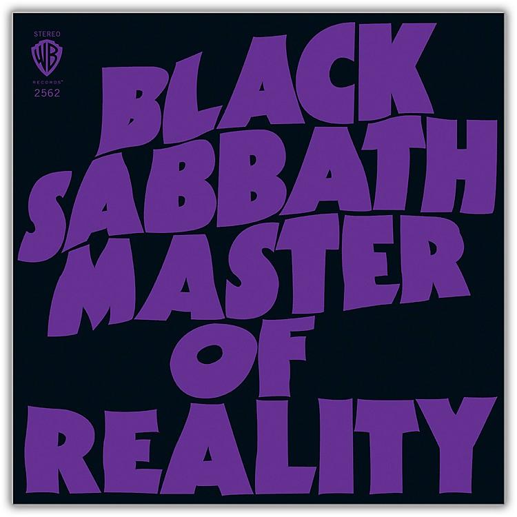 WEABlack Sabbath - Master Of Reality 180 Gram Black Vinyl LP