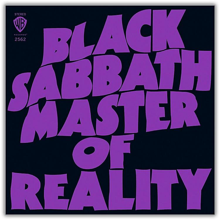 WEABlack Sabbath - Master Of Reality Deluxe Edition 2LP 180 Gram Vinyl