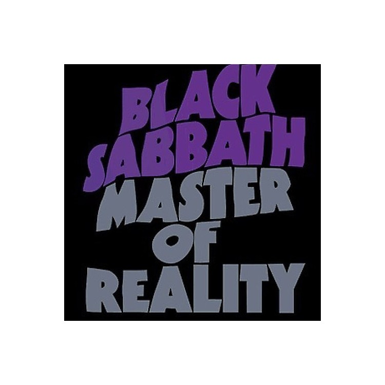 Alliance Black Sabbath - Master of Reality