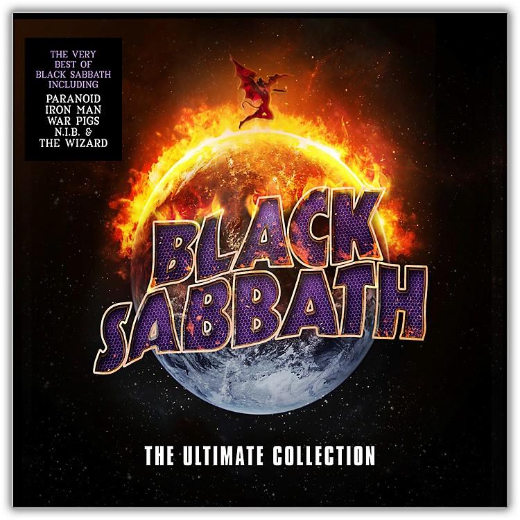 WEABlack Sabbath - The Ultimate Collection Vinyl 4LP