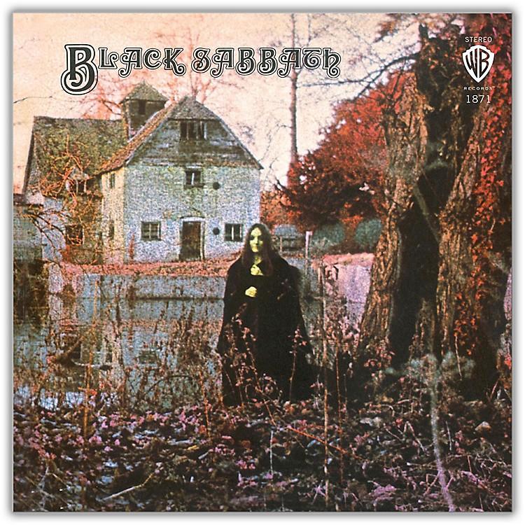 WEA&nbsp;Black Sabbath - <i>Black Sabbath</i> 180 Gram Black Vinyl LP&nbsp;&nbsp;