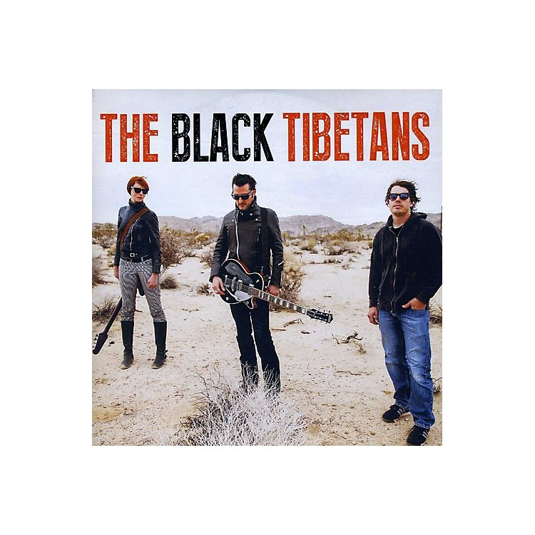 Alliance Black Tibetans - Black Tibetans