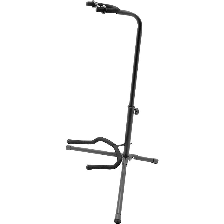 On-Stage StandsBlack Tripod Guitar Stand, Single Stand