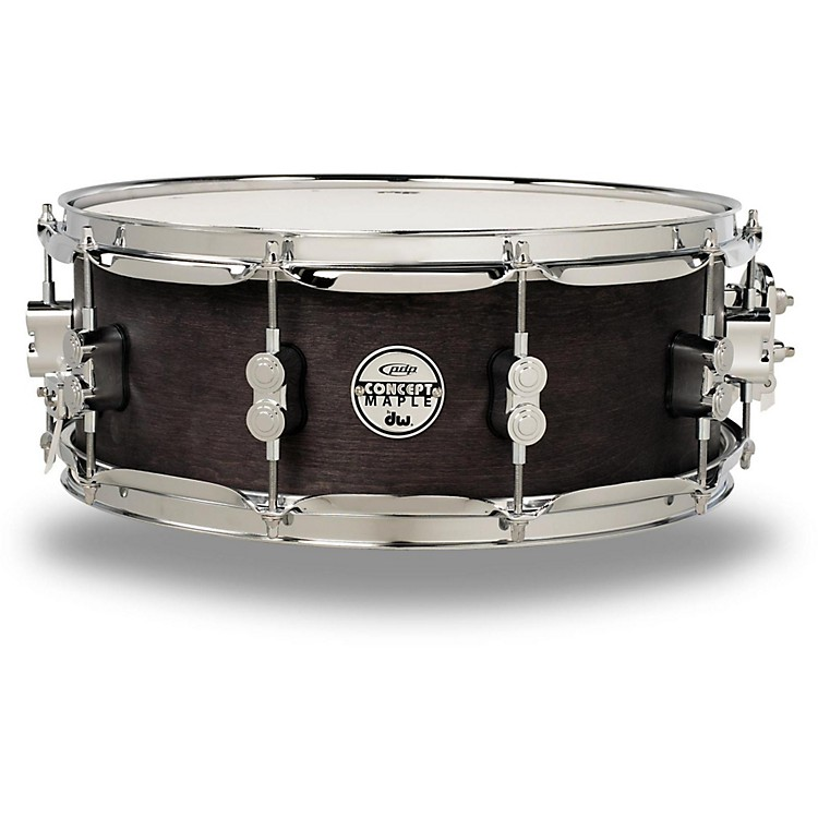 PDP by DWBlack Wax Maple Snare Drum14x6.5 Inch888365848587