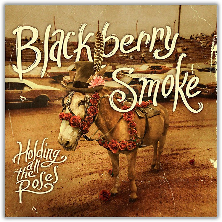 Universal Music GroupBlackberry Smoke - Holding All the Roses Vinyl LP