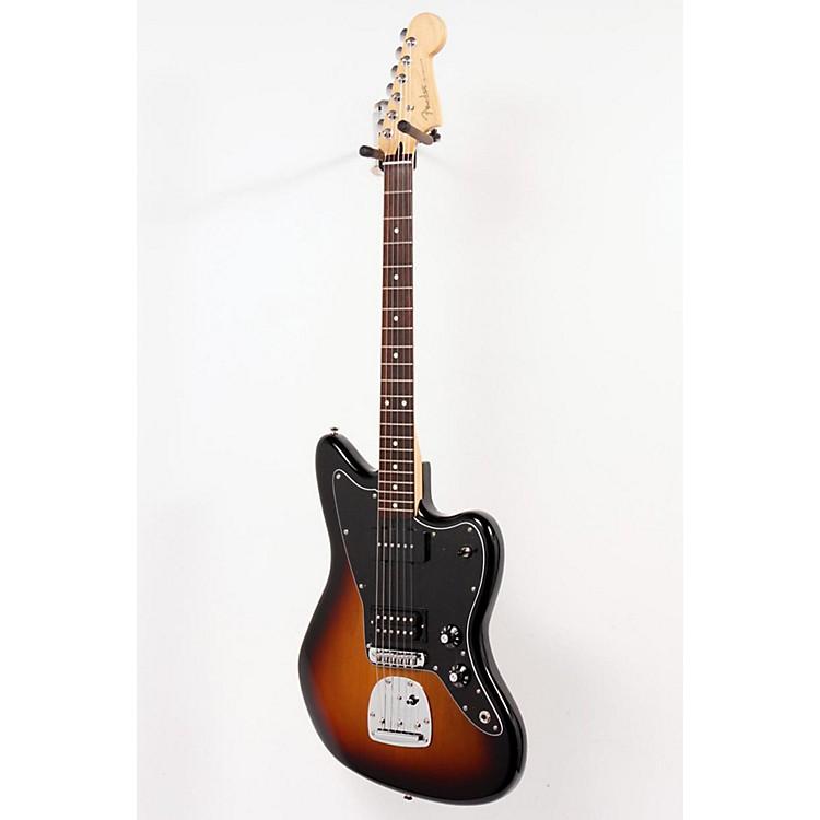 FenderBlacktop Jazzmaster HS Electric GuitarBlackRosewood