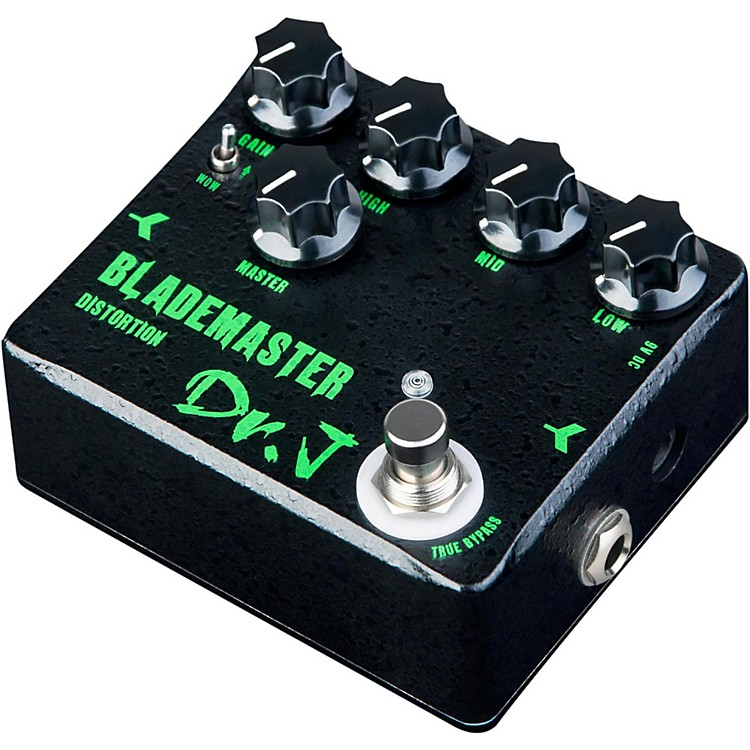 Dr. J PedalsBlademaster Distortion Effects Pedal