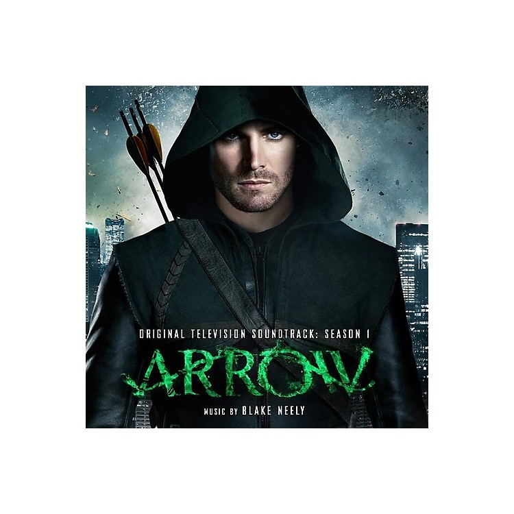 Alliance Blake Neely - Arrow (Original Soundtrack)