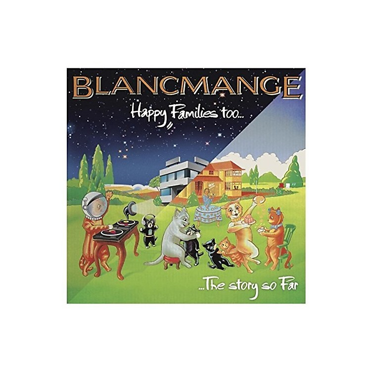 AllianceBlancmange - Happy Families Too