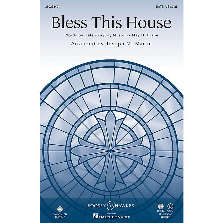 Shawnee PressBless This House SATB arranged by Joseph M. Martin