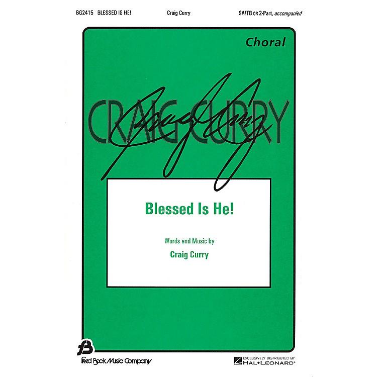 Hal LeonardBlessed Is He! 2-Part