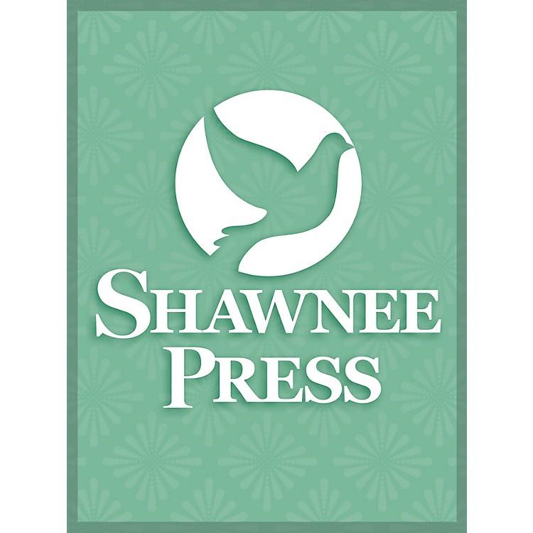 Shawnee PressBlessed Is He Score & Parts Arranged by Brant Adams