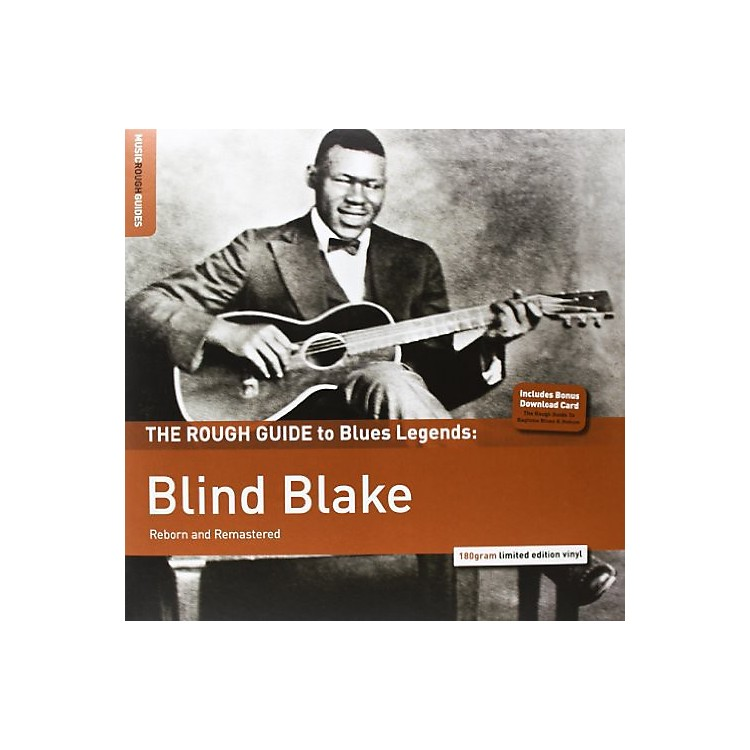 AllianceBlind Blake - Rough Guide to Blind Blake