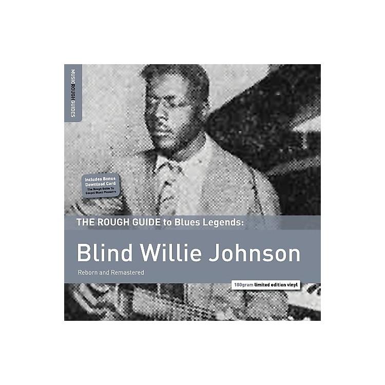 AllianceBlind Willie Johnson - Rough Guide to Blind Willie Johnson