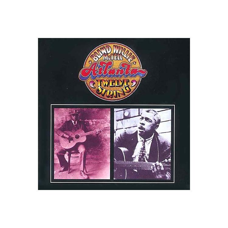 AllianceBlind Willie McTell - Atlanta Twelve String
