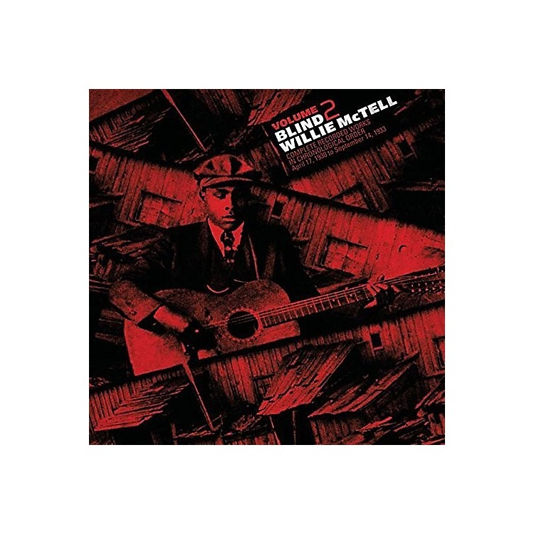AllianceBlind Willie McTell - Complete Recorded Works In Chronological Order, Vol. 2
