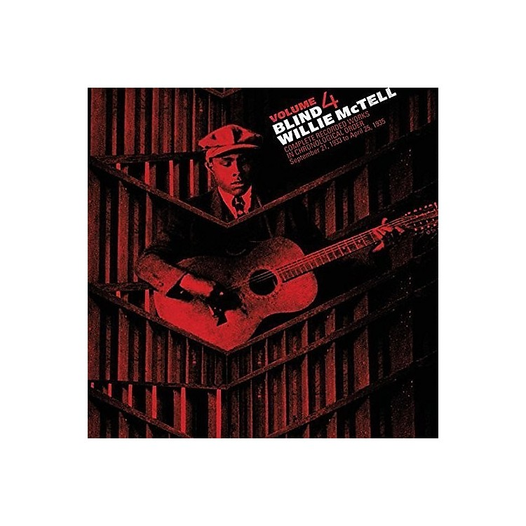 AllianceBlind Willie McTell - Complete Recorded Works in Chronological Order 4