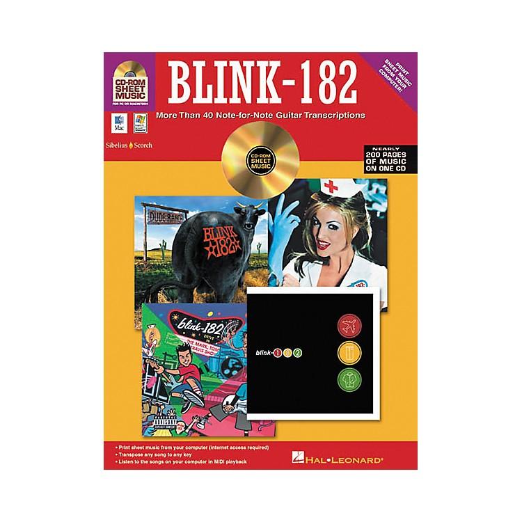 IsongBlink 182 (CD-ROM)