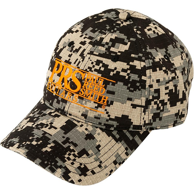 PRSBlock Logo Camo Hat