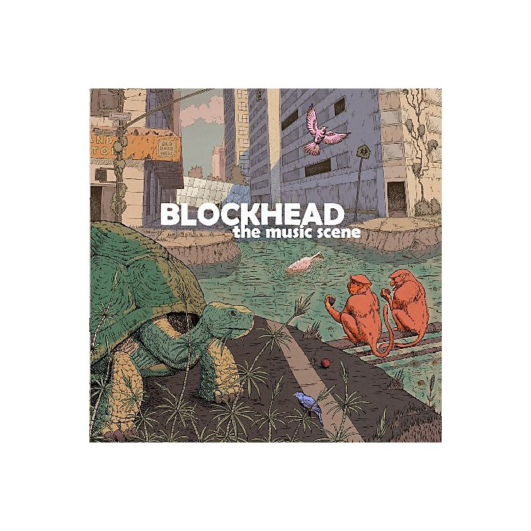 Alliance Blockhead - The Music Scene