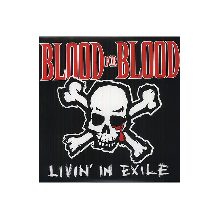 Alliance Blood for Blood - Livin in Exile