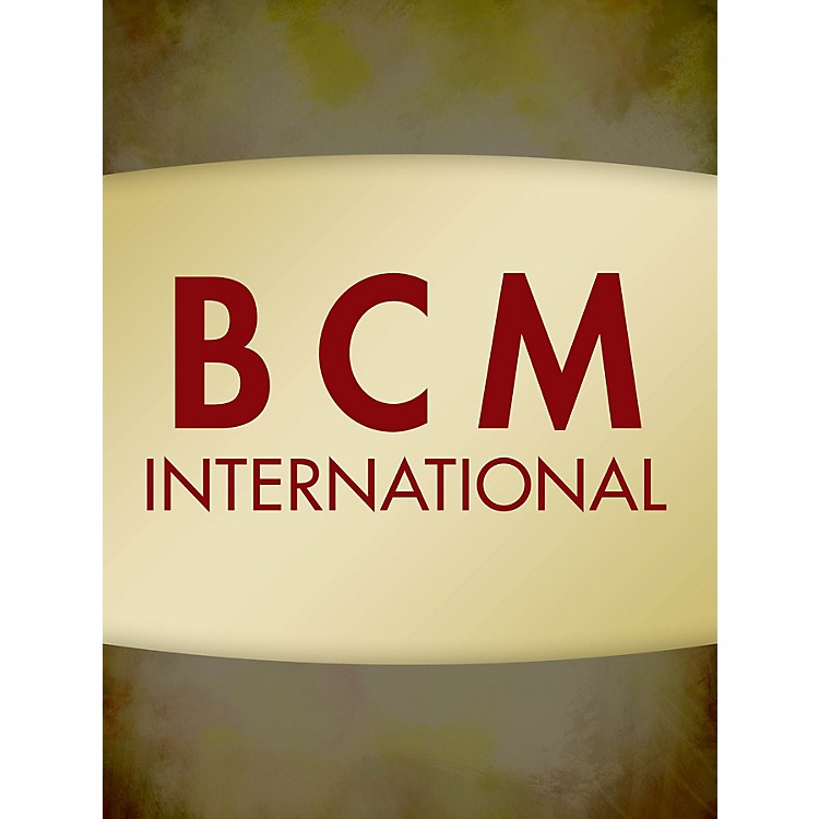 BCM International Bloom (Concert Band - Grade 3 - Full Score) Concert Band Level 3 Composed by Steven Bryant
