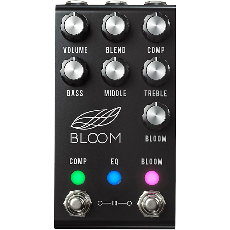 Jackson Audio Bloom V2 Compressor Effects Pedal Black
