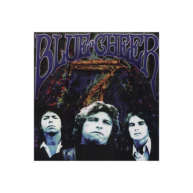 AllianceBlue Cheer - 7 [Black Vinyl]