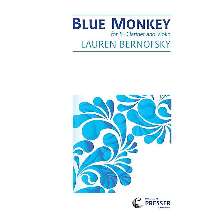 Carl FischerBlue Monkey - Bb Clarinet and Violin