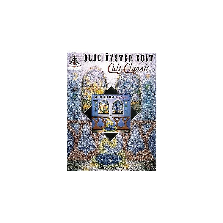 Hal LeonardBlue Oyster Cult - Cult Classics Guitar Tab Songbook