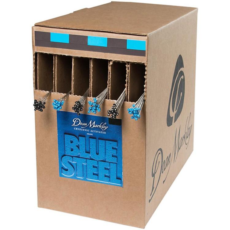 Dean MarkleyBlue Steel Light Box 25 Sets  Electric Guitar Strings